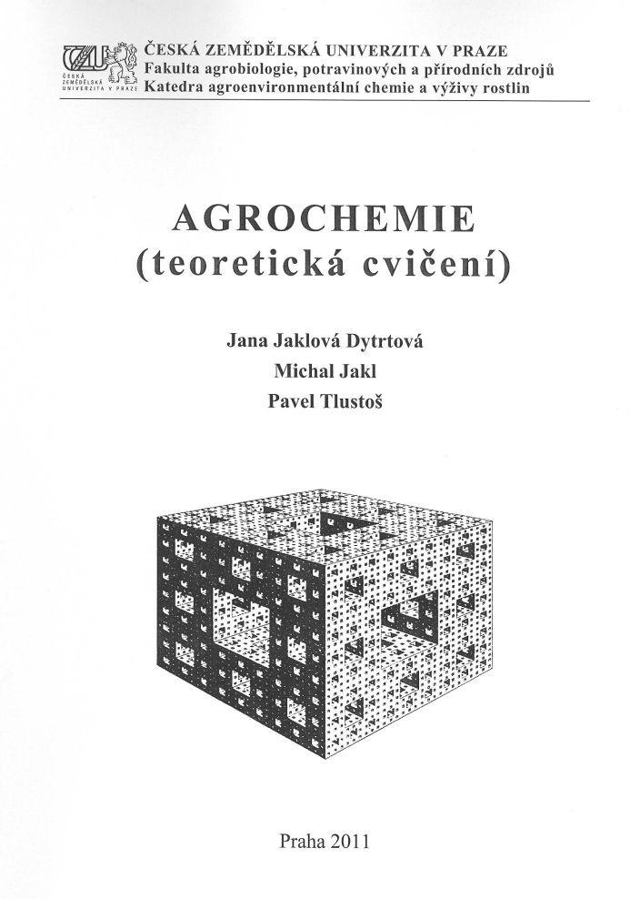 Agrochemie (teoretické cvičení)