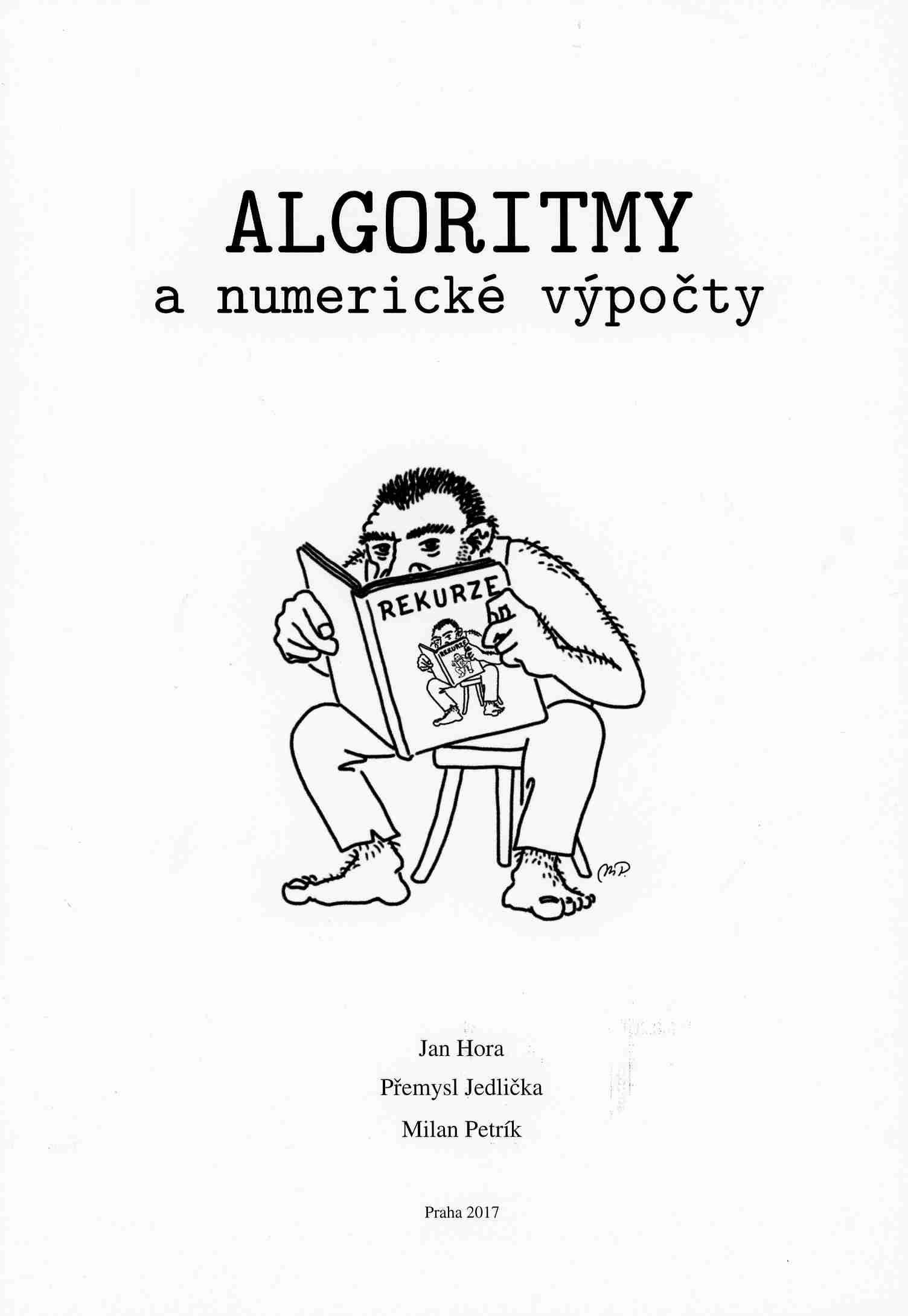 Algoritmy a numerické výpočty