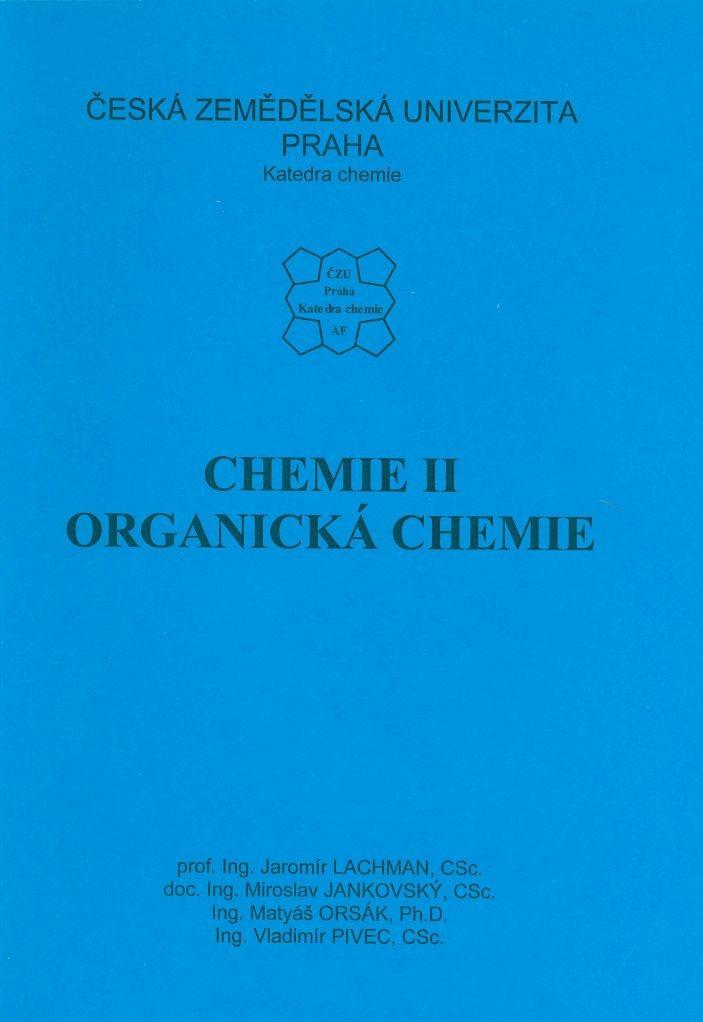 Chemie II. - Organická chemie