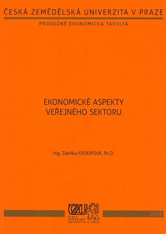 Ekonomické aspekty veřejného sektoru