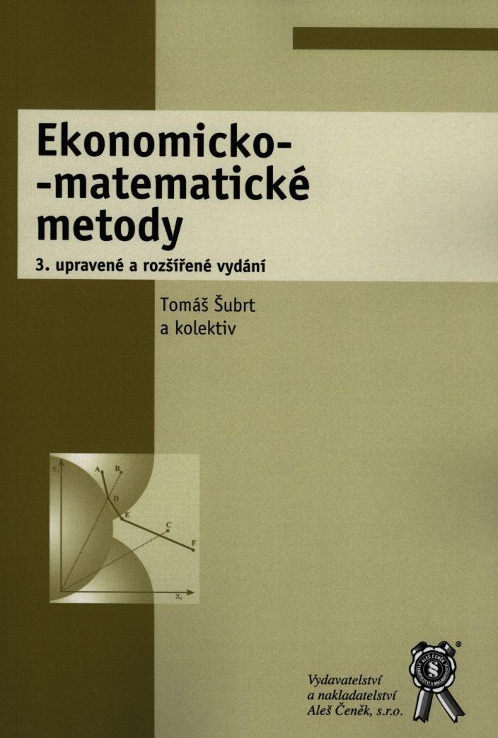 Ekonomicko-matematické metody (3. vydání)