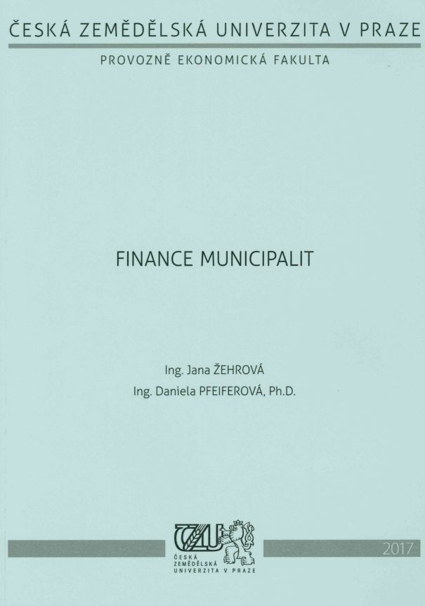 Finance municipalit