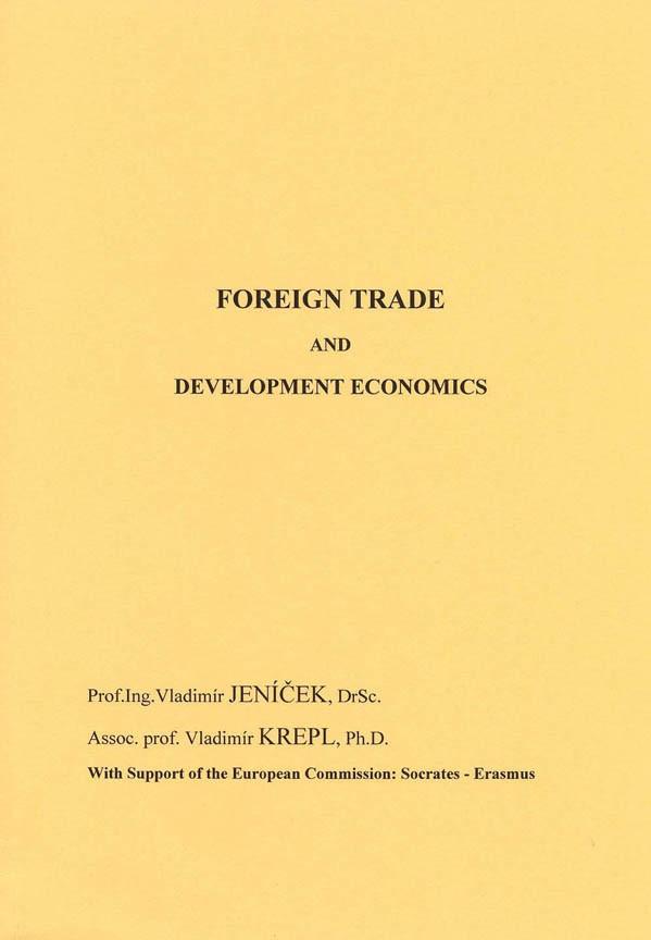 Foreign Trade and Development Economics