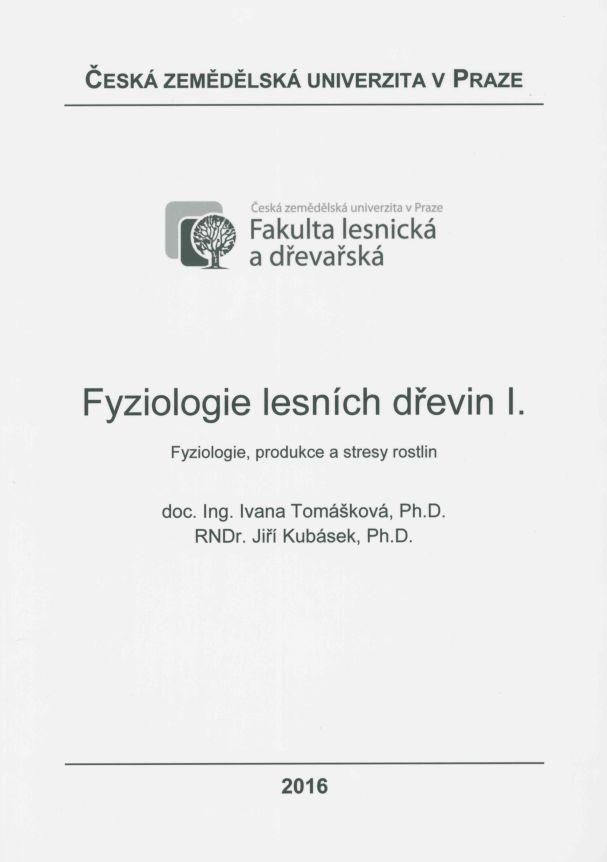 Fyziologie lesních dřevin I.