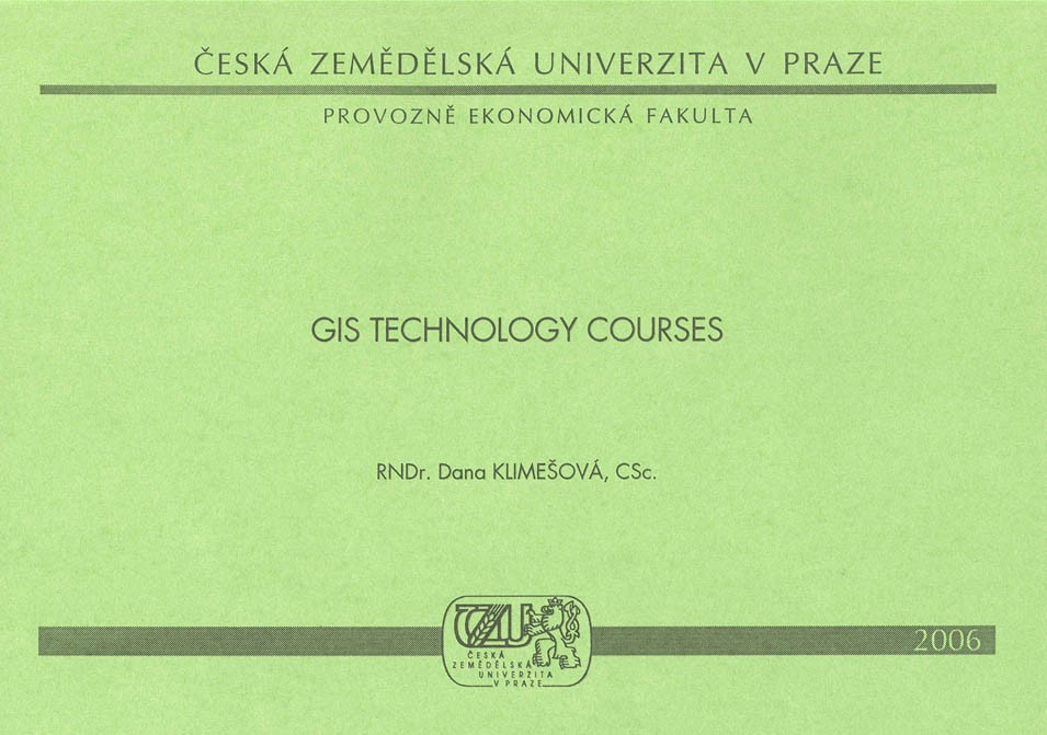 GIS Technology Courses
