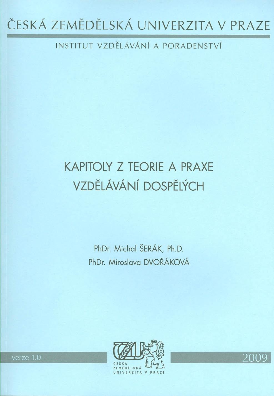 Kapitoly z teorie a praxe vzdělávání dospělých