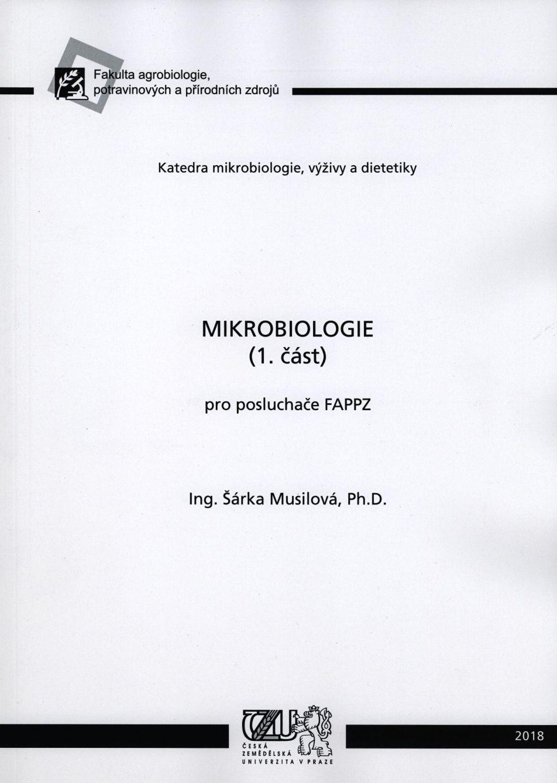 Mikrobiologie (1. část)