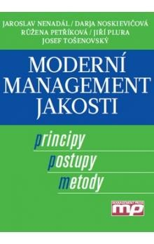 Moderní management jakosti - principy, postupy, metody