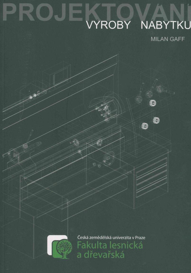 Projektování výroby nábytku
