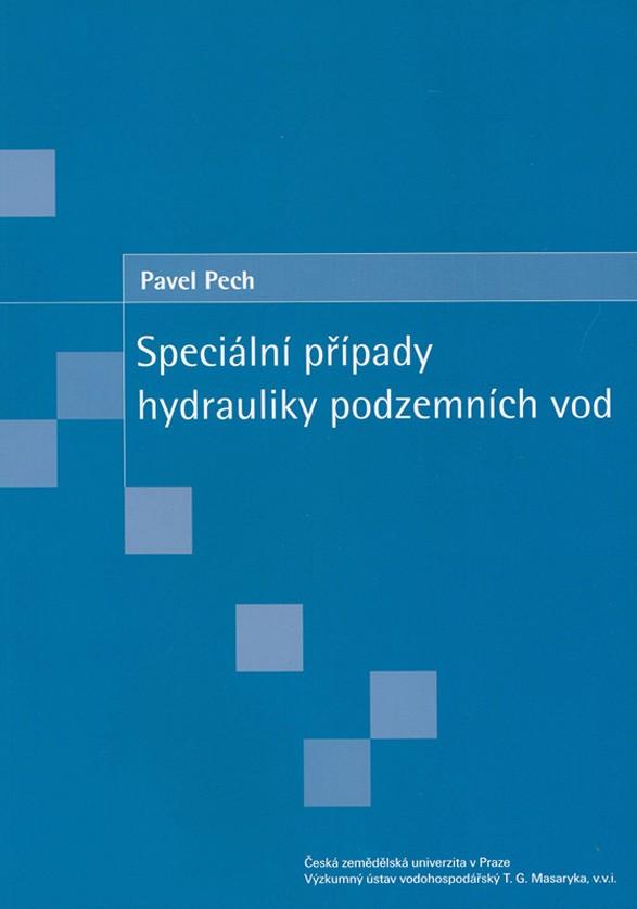 Speciální případy hydrauliky podzemních vod