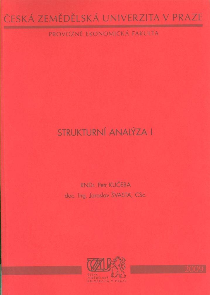Strukturální analýza I