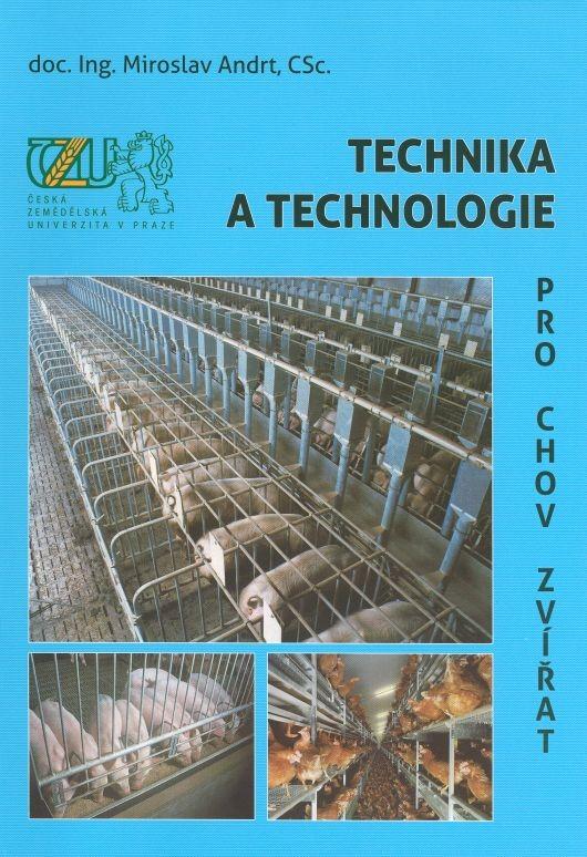 Technika a technologie pro chov zvířat