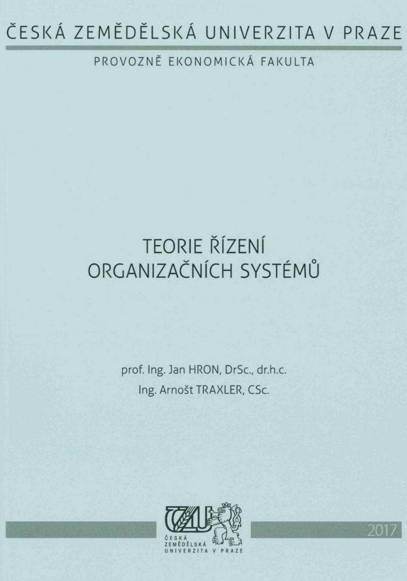 Teorie řízení organizačních systémů