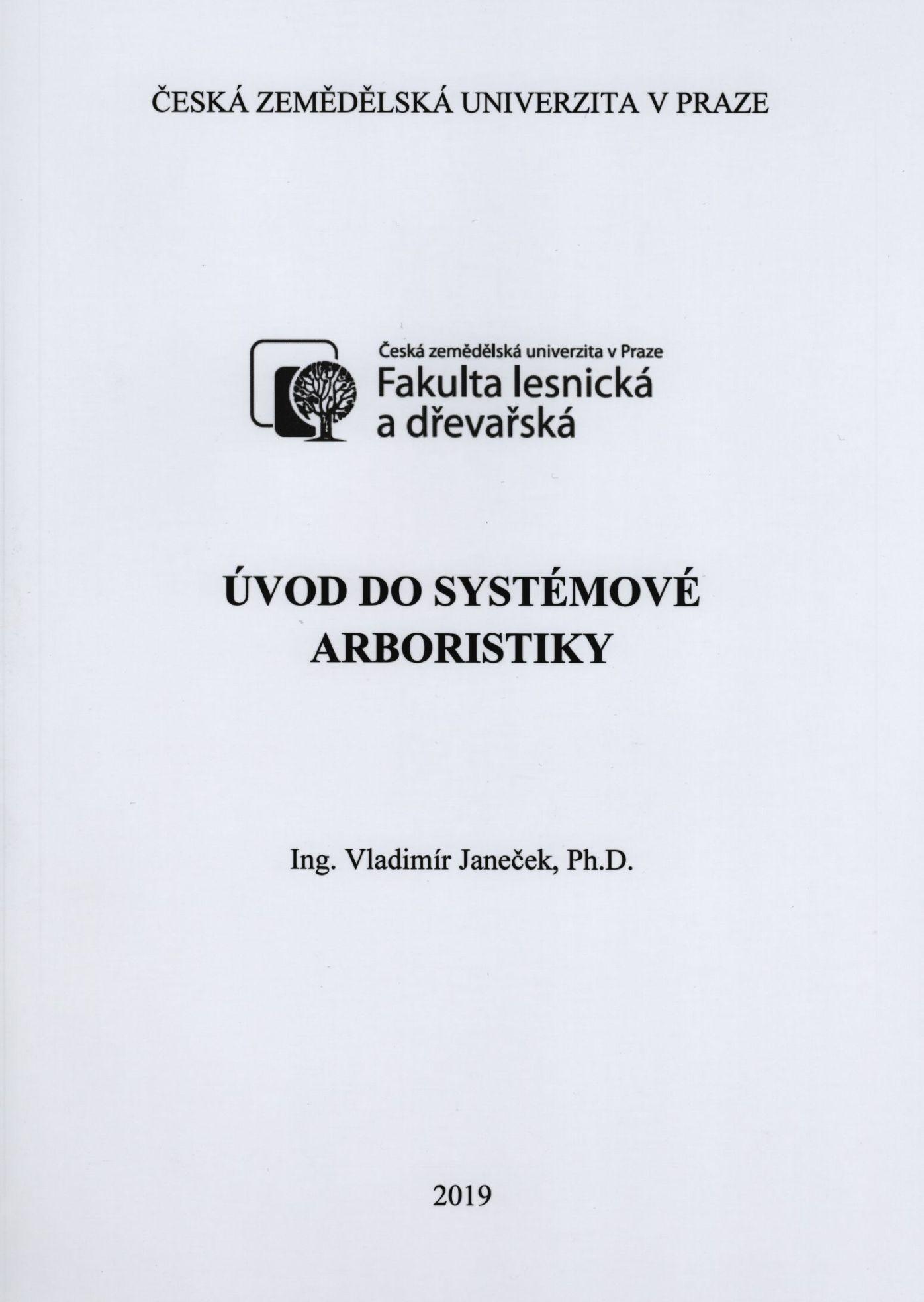 Úvod do systémové arboristiky