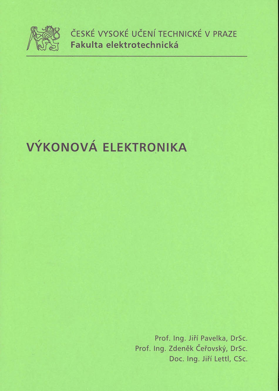 Výkonová elektronika