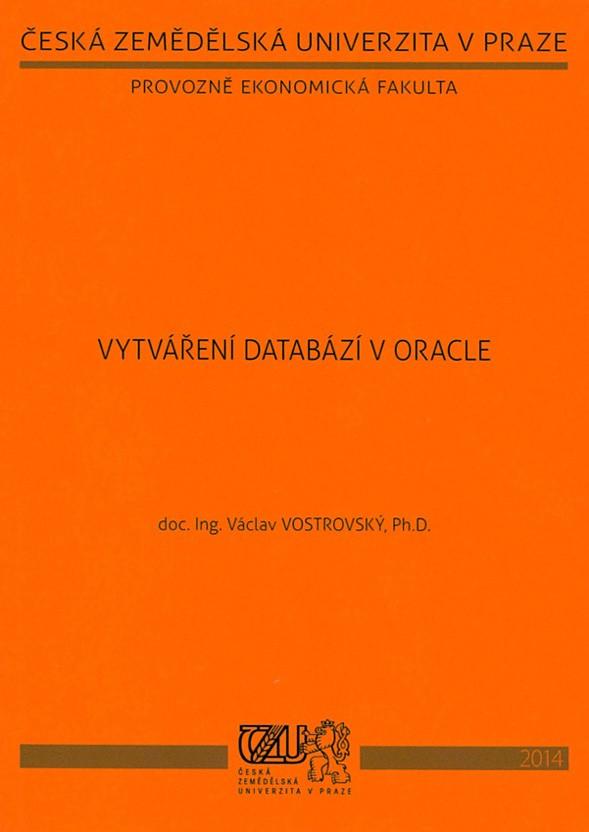 Vytváření databází v Oracle