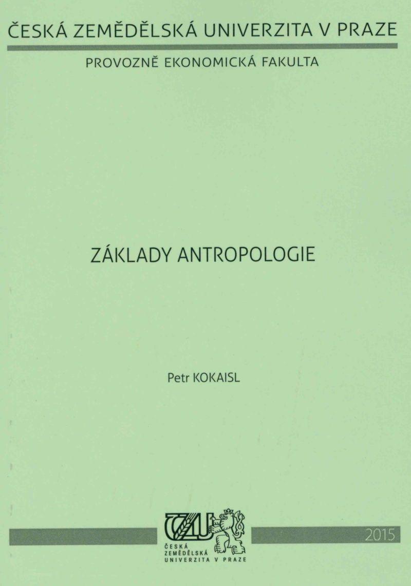 Základy antropologie
