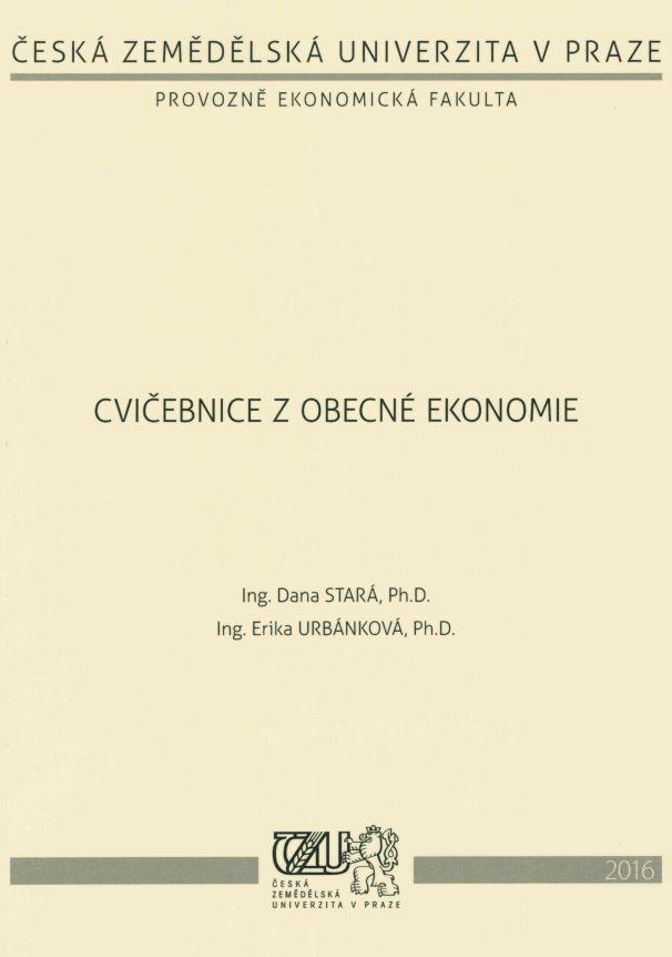 Cvičebnice z obecné ekonomie