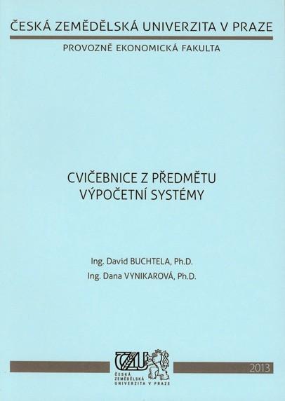 Cvičebnice z předmětu výpočetní systémy