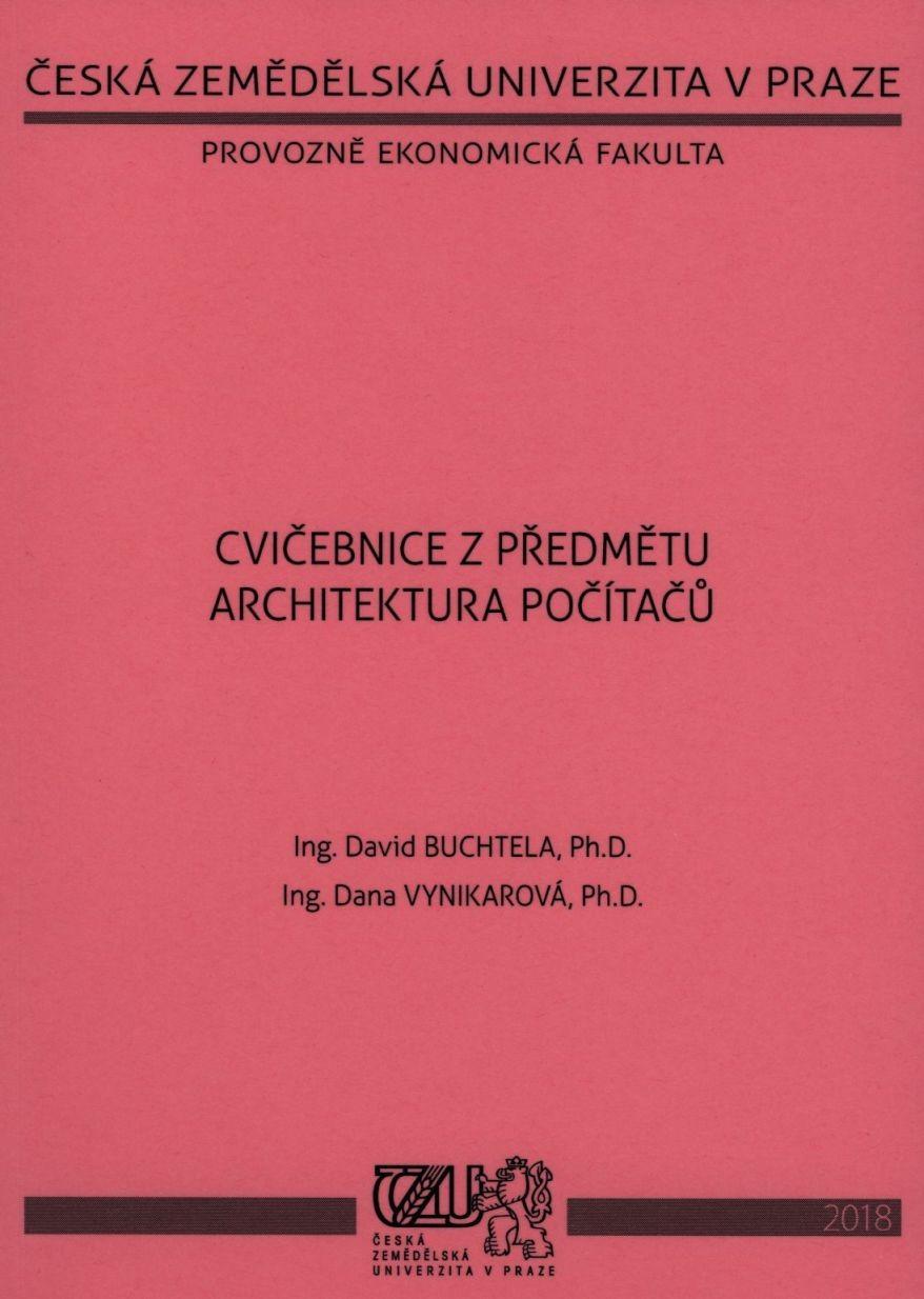 Cvičebnice z předmětu architektura počítačů