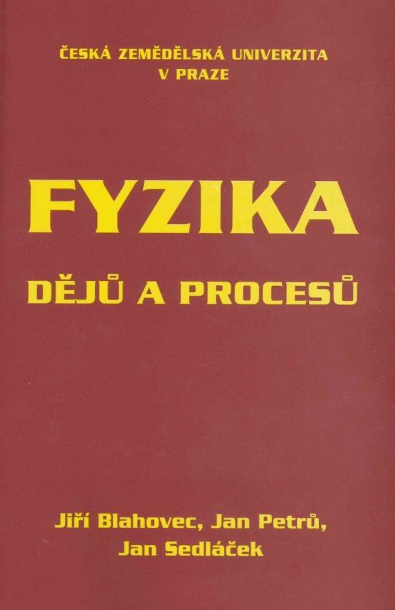 Fyzika dějů a procesů