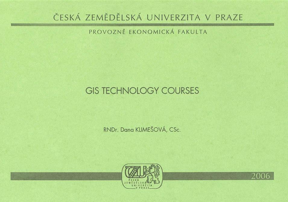 GIS Technology Courses