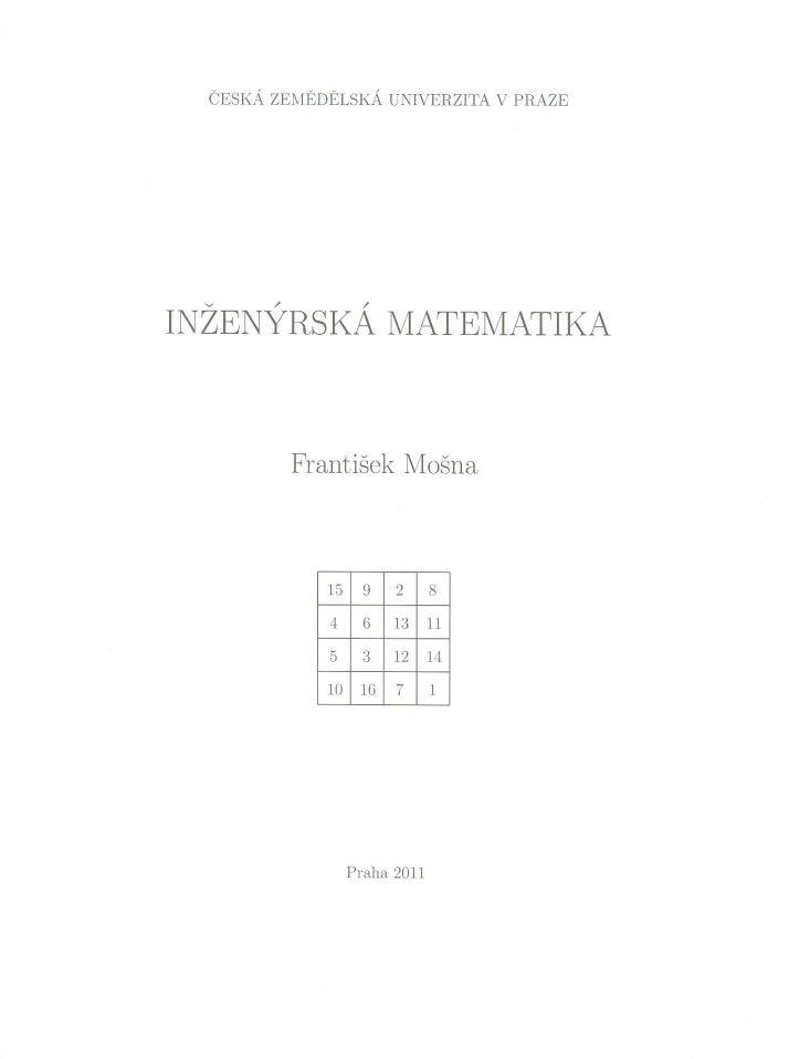 Inženýrská matematika