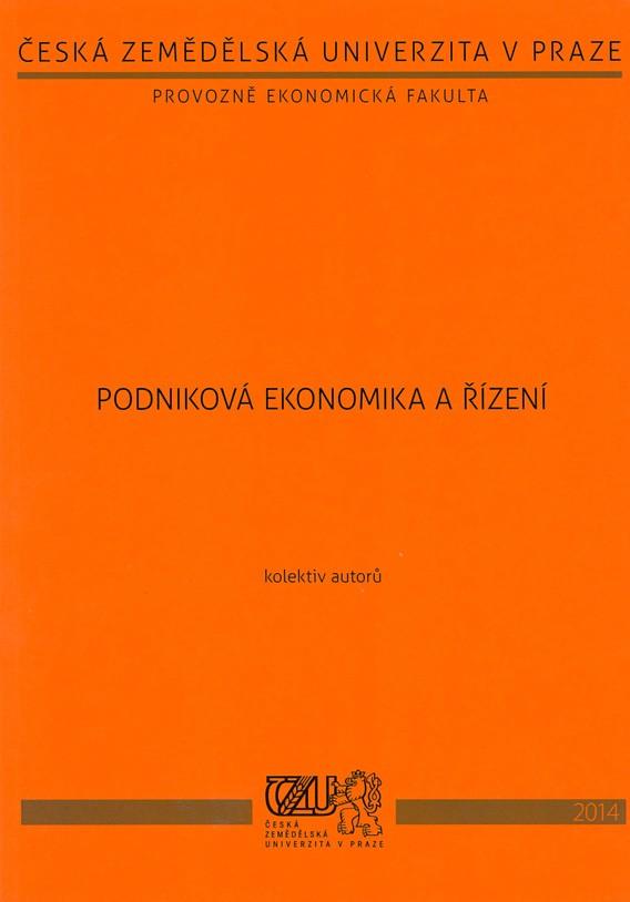 Podniková ekonomika a řízení