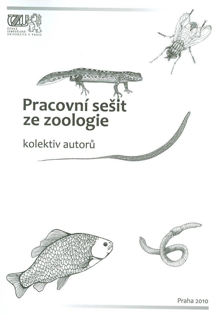 Pracovní sešit ze zoologie