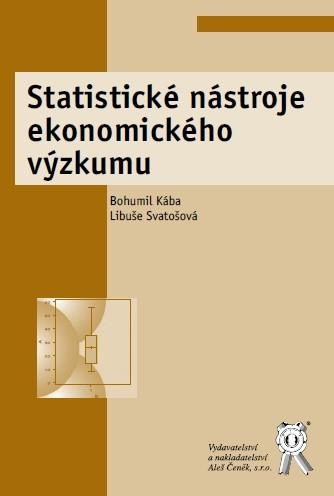 Statistické nástroje ekonomického výzkumu