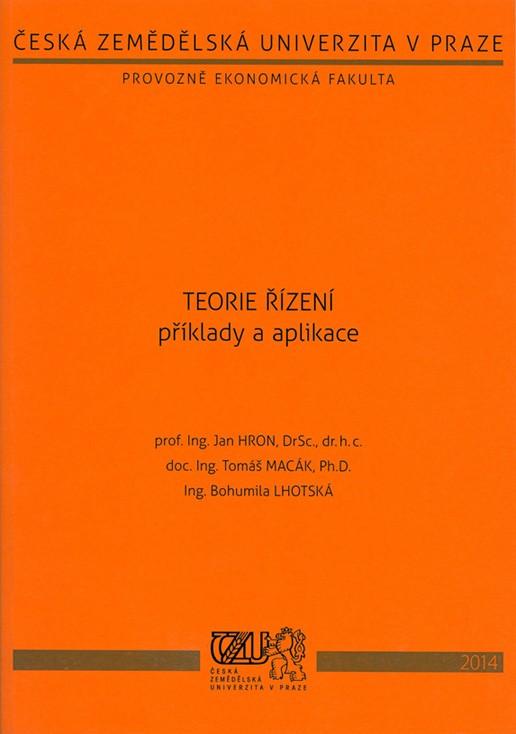 Teorie řízení - příklady a aplikace