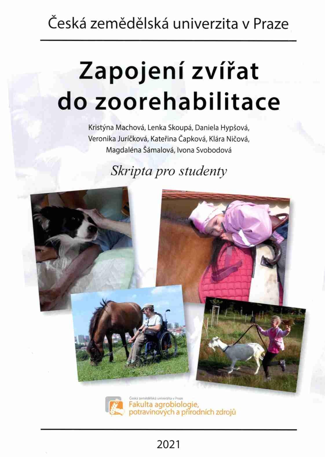 Zapojení zvířat do zoorehabilitace