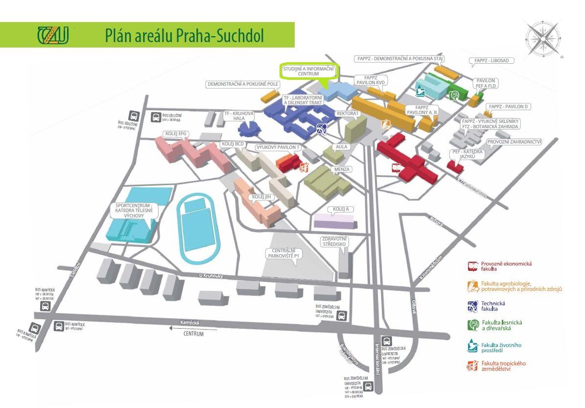 czu-areal-plan